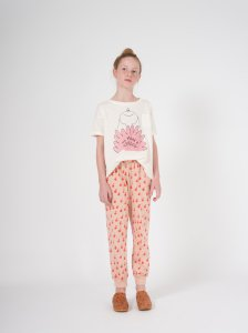 30%OFF/BOBO CHOSES Lavender Short Sleeve T-shirt