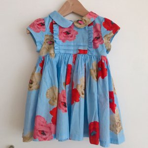 morley DARLING BIGFLORET SKY DRESS <img class='new_mark_img2' src='https://img.shop-pro.jp/img/new/icons14.gif' style='border:none;display:inline;margin:0px;padding:0px;width:auto;' />
