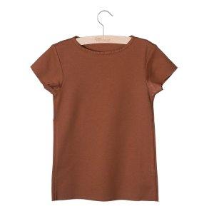 <img class='new_mark_img1' src='https://img.shop-pro.jp/img/new/icons14.gif' style='border:none;display:inline;margin:0px;padding:0px;width:auto;' />LITTLE HEDONIST SUMMER SHIRT ISABEL MOCHA