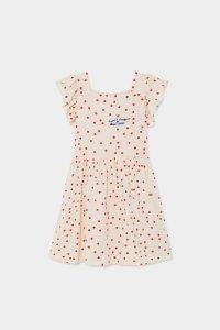 30%OFF/BOBO CHOSES Dots Jersey Ruffle Dress