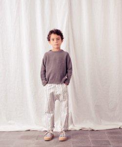 TOCOTO VINTAGE Stripe Pants