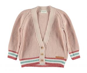 30%OFF/piupiuchick Knitted v-neck jacket