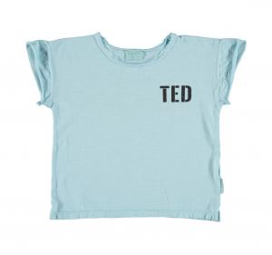 30%OFF/piupiuchick T-shirt mist blue W
