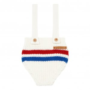 30%OFF/piupiuchick  kinitted shorties with straps