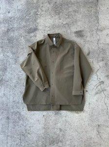 MOUN TEN. grosgrain shirts