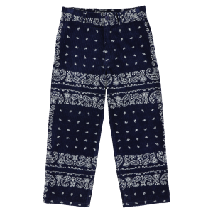 BOY(S)MANS LINE PANTS BLUE