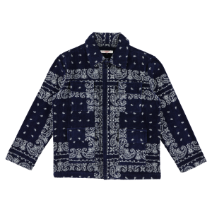 BOY(S)MANS COATSHIRT BLUE
