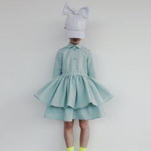 CAROLINE BOSMANS LAYRED DRESS