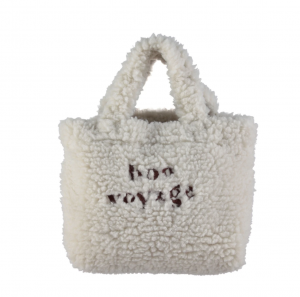 piupiuchick XL faux fur bag