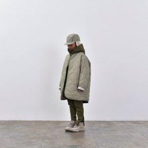 LAST ONE!!MOUN TEN. quilt mitten coat