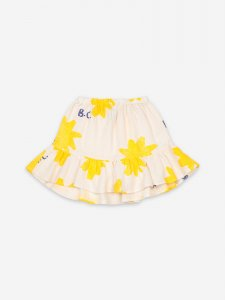 BOBO CHOSES Sparkle All Over Ruffle Mini Skirt