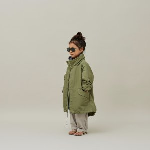 MOUN TEN. grosgrain coat