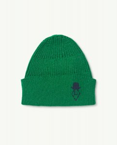 The Animals Observatory PONY KIDS HAT Green Logo