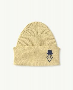The Animals Observatory PONY KIDS HAT Gold Logo