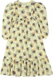 TAMBERE YELLOW DRESS