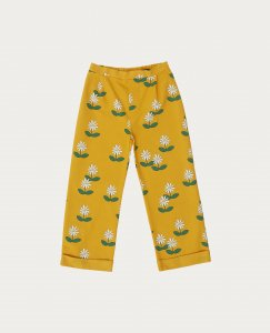THE CAMPAMENTO FLOWERS TROUSERS