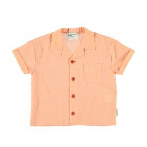 piupiuchick  hawaiian shirt peach