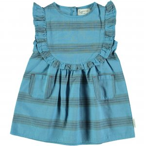 piupiuchick  short dress with frill