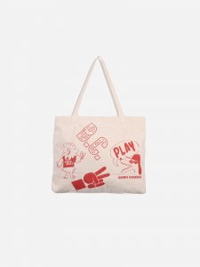 LAST ONE!!BOBO CHOSES PLAY Tote bag