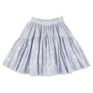 <img class='new_mark_img1' src='https://img.shop-pro.jp/img/new/icons14.gif' style='border:none;display:inline;margin:0px;padding:0px;width:auto;' />CAROLINE BOSMANS MIDI SKIRT SKY