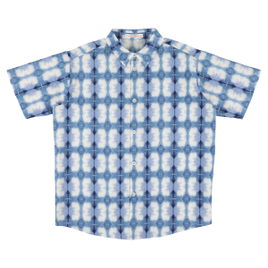 <img class='new_mark_img1' src='https://img.shop-pro.jp/img/new/icons14.gif' style='border:none;display:inline;margin:0px;padding:0px;width:auto;' />BOY(S)MANS CO LIGHT TYE DYE BLUE SHIRT