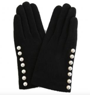 【即納】サイドパール手袋