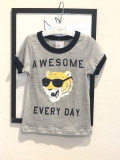 【即納】タイガープリントTシャツ