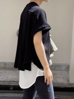 【即納】シャツ重ね着風インナー