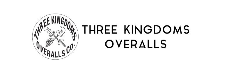 THREE KINGDOMS OVERALLS