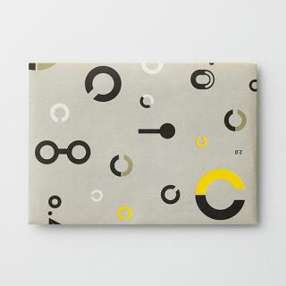デザイン封筒【eye test】/3枚セット