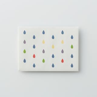 大人のポチ袋【雨がふる】/3枚セット