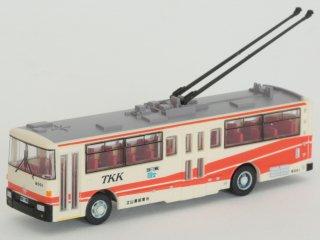 【レターパックライト対応】鉄道コレクション 立山黒部貫光トロリーバス 8000型