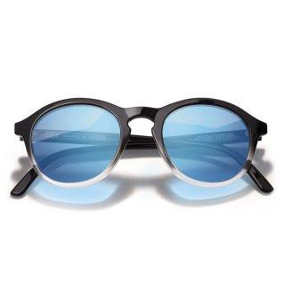 Singlefins Black/Aqua