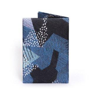 【RFID】Micro Wallet-BLUE CAMO