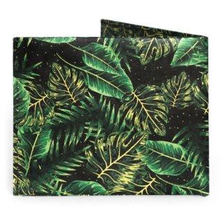 【RFID】Flat Wallet-BLACK FOREST