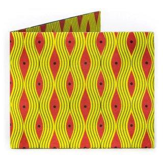 【RFID】Slim Wallet-AFRICA