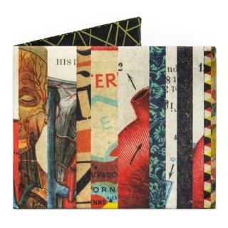 【RFID】Slim Wallet-CLIPPINGS