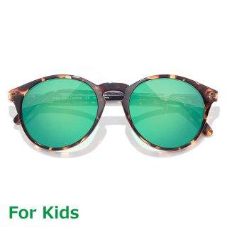 Mini-Dipsea Kids Tortoise/Emerald