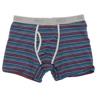 Men's Boxer Brief-Beach Blanket Stripe