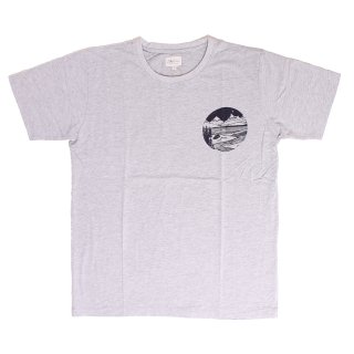 Home Is Where You Pitch It SS Tee_T.Gray