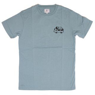 Forth SS Tee_Blue