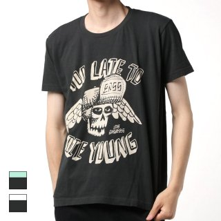 DIE YOUNG SS TEE - ダイヤング Tシャツ