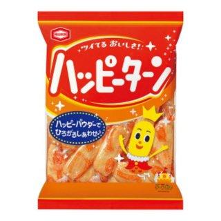 亀田製菓 ハッピーターン 12入。