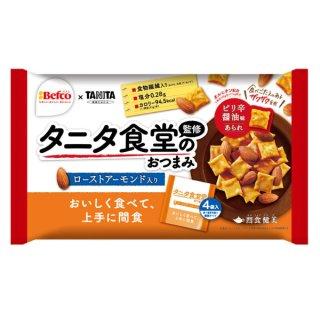 栗山米菓 タニタ食堂監修のおつまみ 84g(21g×4袋) 12袋入。