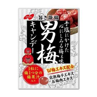 ノーベル 男梅キャンデー 6入。
