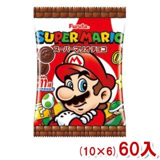 (本州一部送料無料) フルタ 32g スーパーマリオチョコ (10×6)60入 。