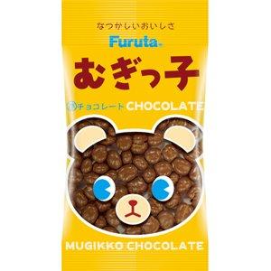 フルタ むぎっこチョコレート 20入 。