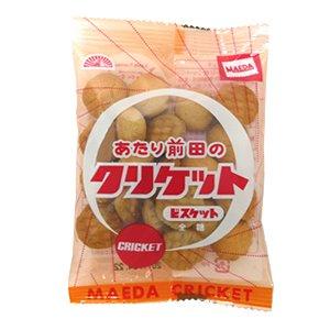 前田製菓 前田のクリケット 25g×10入 。