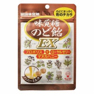 味覚糖 味覚糖のど飴EX 6入。