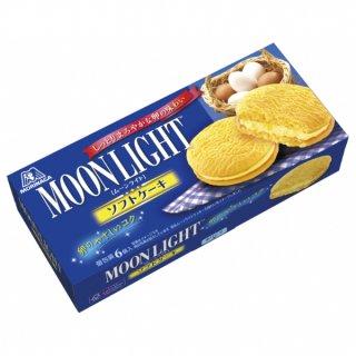 森永 6個 ムーンライトソフトケーキ 6箱入 。